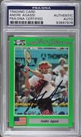 Andre Agassi [PSA/DNACertifiedAuto]