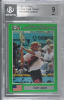 Andre Agassi [BGS 9 MINT]