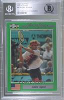 Andre Agassi [BGS Authentic]
