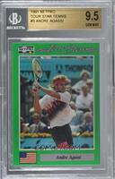 Andre Agassi [BGS 9.5 GEM MINT]