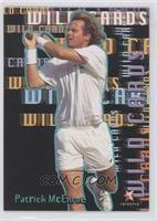 Wild Cards - Patrick McEnroe
