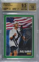 Andy Roddick /999 [BGS 9.5 GEM MINT]