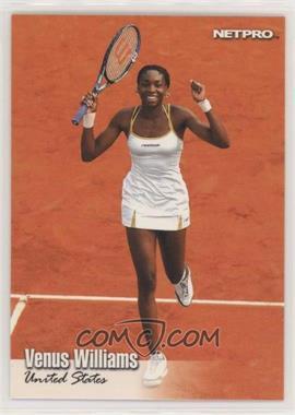 2003 NetPro - [Base] - Glossy #G-2 - Venus Williams