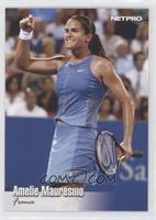 Amelie Mauresmo (Andy Roddick Back)