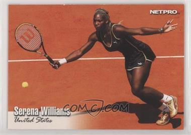 2003 NetPro - [Base] #1 - Serena Williams