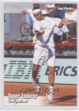 2003 NetPro - [Base] #11 - Roger Federer