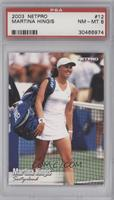 Martina Hingis [PSA 8 NM‑MT]