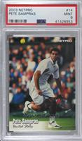 Pete Sampras [PSA 9 MINT]