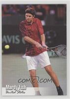 Mardy Fish (Missing NetPro Logo on Front)