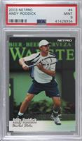 Andy Roddick [PSA 9 MINT]