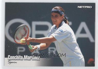 2003 NetPro - [Base] #40 - Conchita Martinez