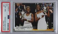 The Williams Sisters [PSA 8.5 NM‑MT+]