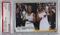 The Williams Sisters [PSA 9 MINT]
