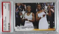 The Williams Sisters [PSA9MINT]
