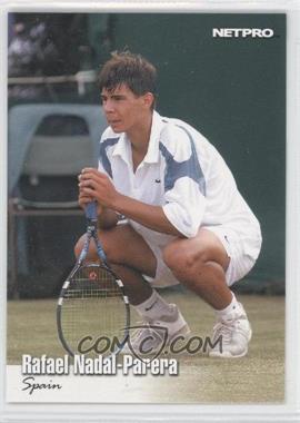 2003 NetPro - [Base] #70 - Rafael Nadal