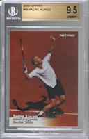 Andre Agassi [BGS9.5GEMMINT]