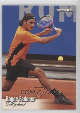 2003 NetPro - [Base] #90 - Roger Federer