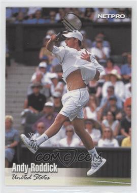 2003 NetPro - [Base] #97 - Andy Roddick
