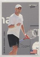 Andre Agassi #/100