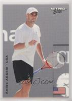 Andre Agassi #/2,000