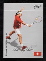 Roger Federer (Red Shirt)