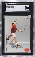 Roger Federer (Red Shirt) [SGC9MINT]