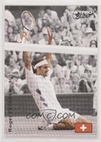 Roger Federer (White Shirt) [EX to NM]