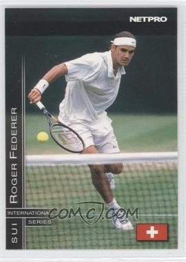 2003 NetPro International Series - [Base] #11 - Roger Federer