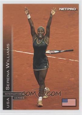 2003 NetPro International Series - [Base] #2 - Serena Williams
