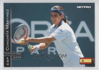 2003 NetPro International Series - [Base] #40 - Conchita Martinez