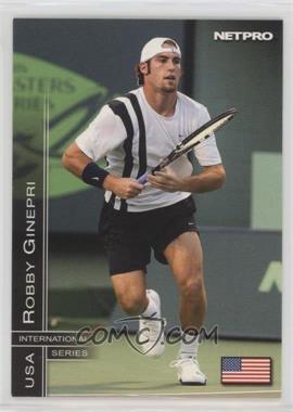 2003 NetPro International Series - [Base] #59 - Robby Ginepri