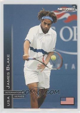 2003 NetPro International Series - [Base] #7 - James Blake
