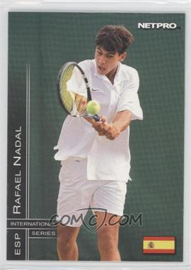 2003 NetPro International Series - [Base] #77 - Rafael Nadal