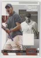 Andy Roddick #/500