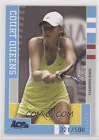Maria Sharapova #/500