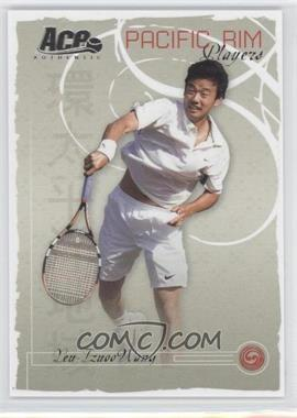 2006 Ace Authentic Grand Slam - Pacific Rim Players #PR-1 - Yeu-Tzuoo Wang