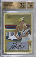 Maria Sharapova [BGS 9.5 GEM MINT] #/25