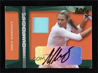 Maria Sharapova [EX to NM] #/10
