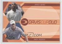 James Blake, Andy Roddick