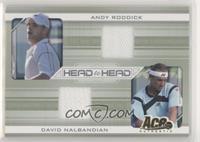 Andy Roddick, David Nalbandian