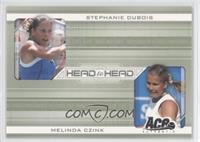 Stephanie Dubois, Melinda Czink