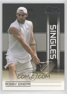 2007 Ace Authentic Straight Sets - Singles #SI-13 - Robby Ginepri