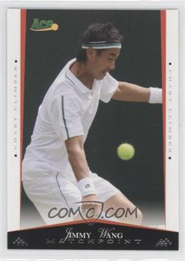 2008 Ace Authentic Matchpoint - [Base] #36 - Jimmy Wang