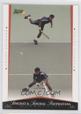 2008 Ace Authentic Matchpoint - [Base] #53 - Sonchat & Sanchai Ratiwatana