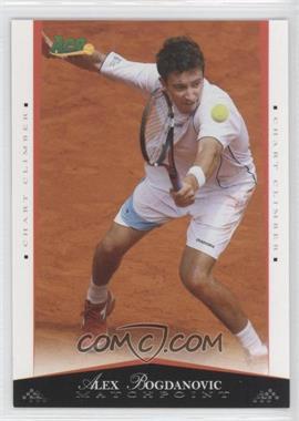 2008 Ace Authentic Matchpoint - [Base] #59 - Alex Bogdanovic