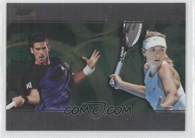 2008 Ace Authentic Matchpoint - Dual #D8 - Novak Djokovic