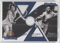 Billie Jean King, Althea Gibson /79