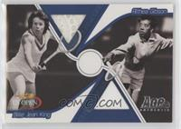 Billie Jean King, Althea Gibson #/79