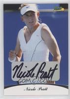Nicole Pratt #/85