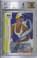 Maria Sharapova [BGS 9 MINT] #/3